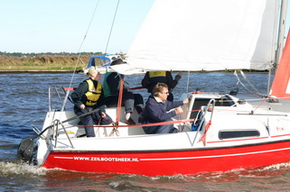 Fox 22 Segelboote mieten in Friesland.