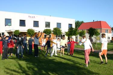 Gruppenunterkunft friesland