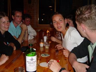 Volwassenen Beerenburg