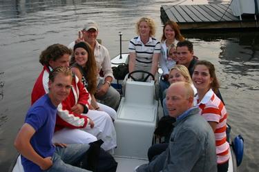 Segeln Gruppen, Sneek, Friesland